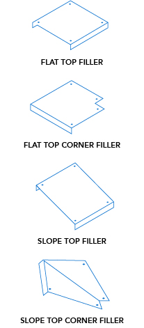 wall-angle-filler-options