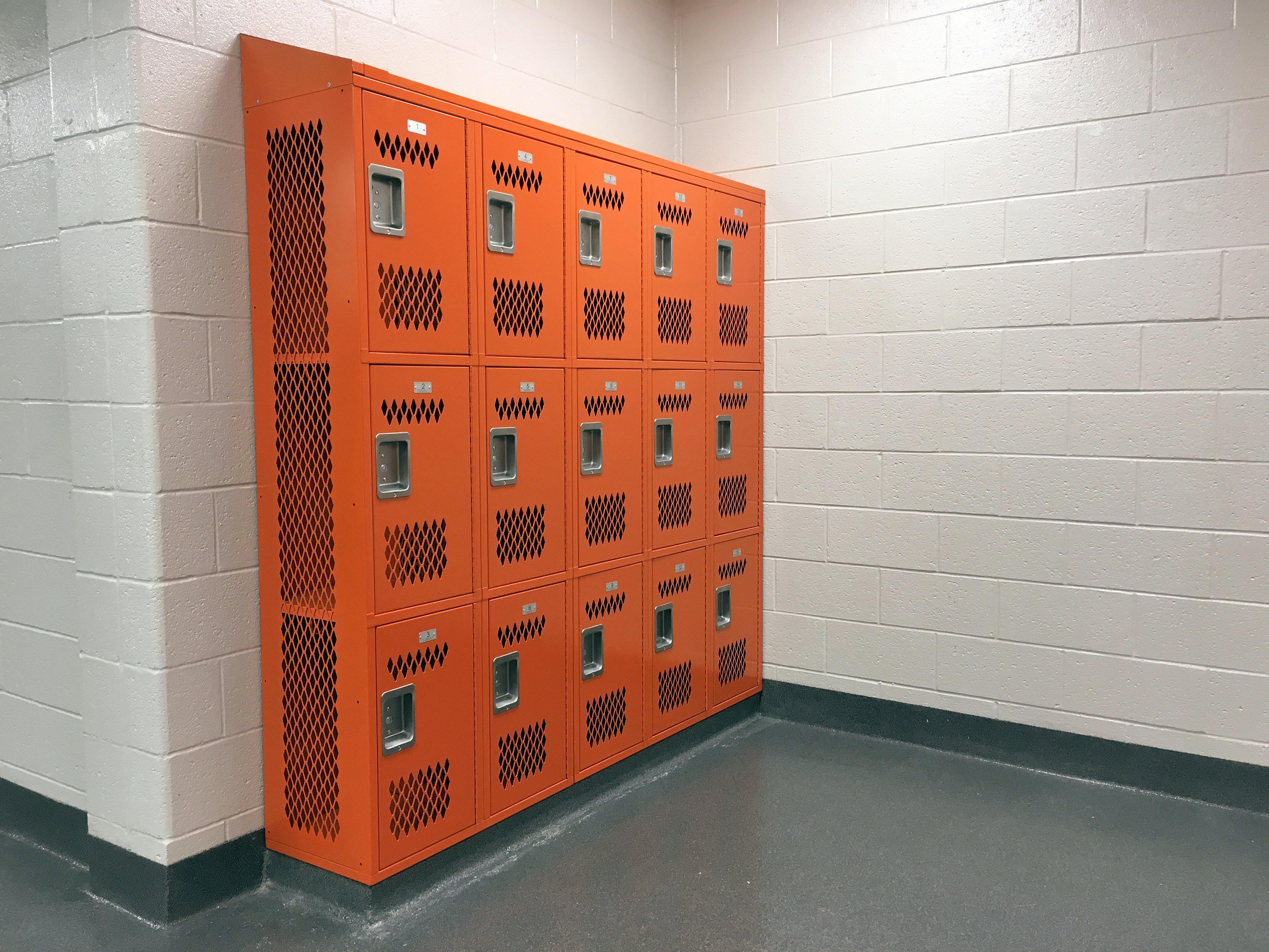 Lockers - 23