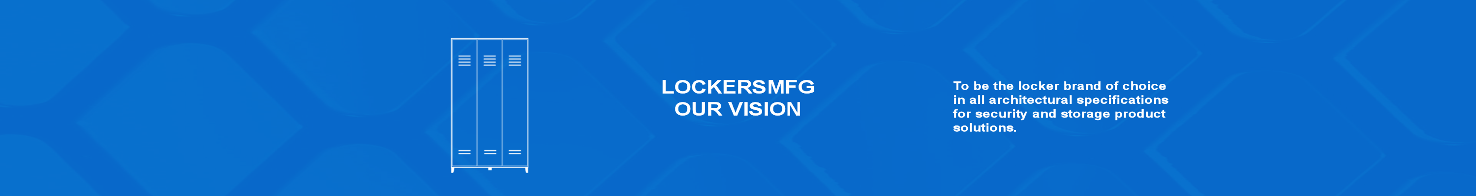 LockersMFG Vision Diamond Background