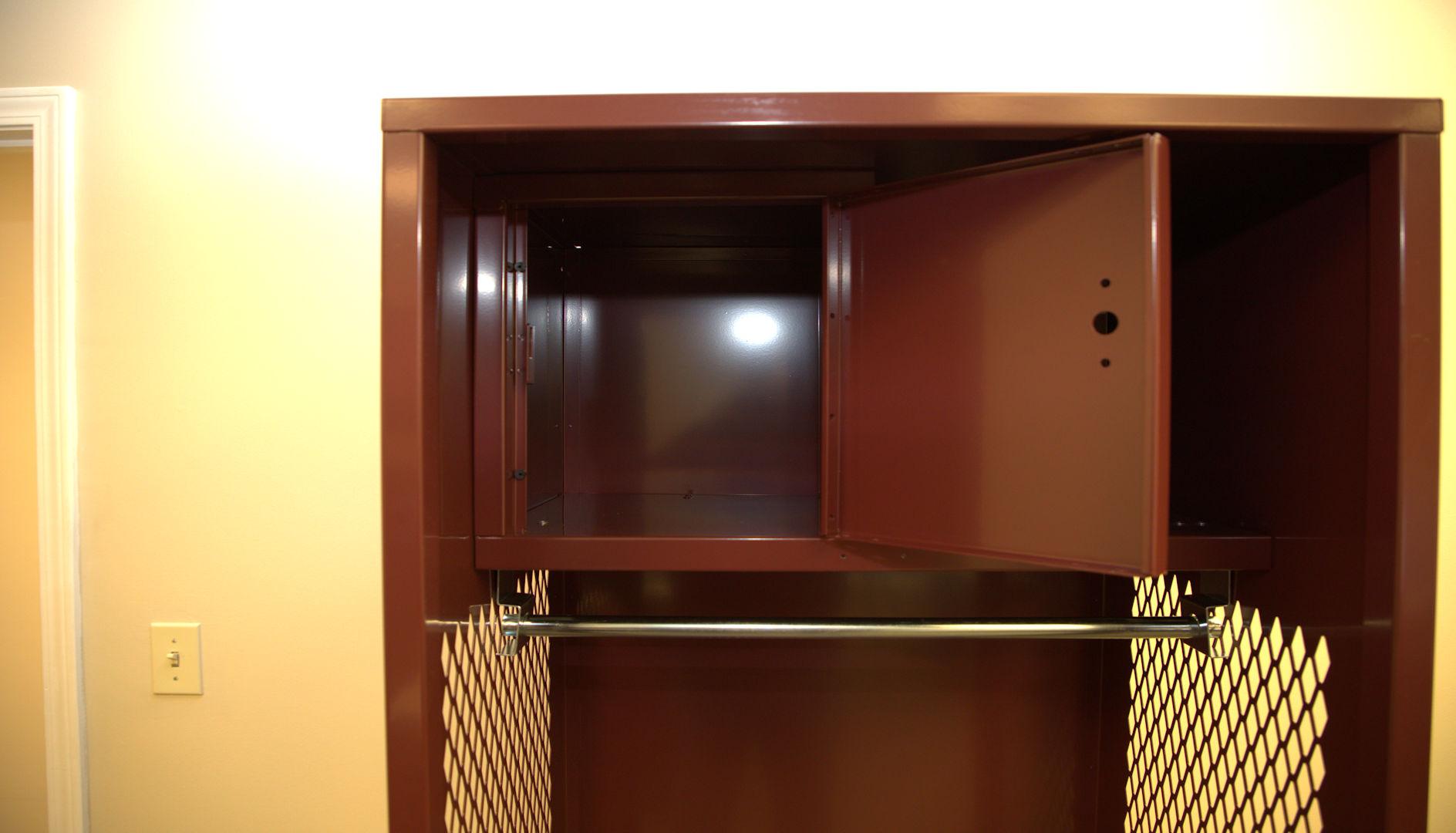 Lockable security box