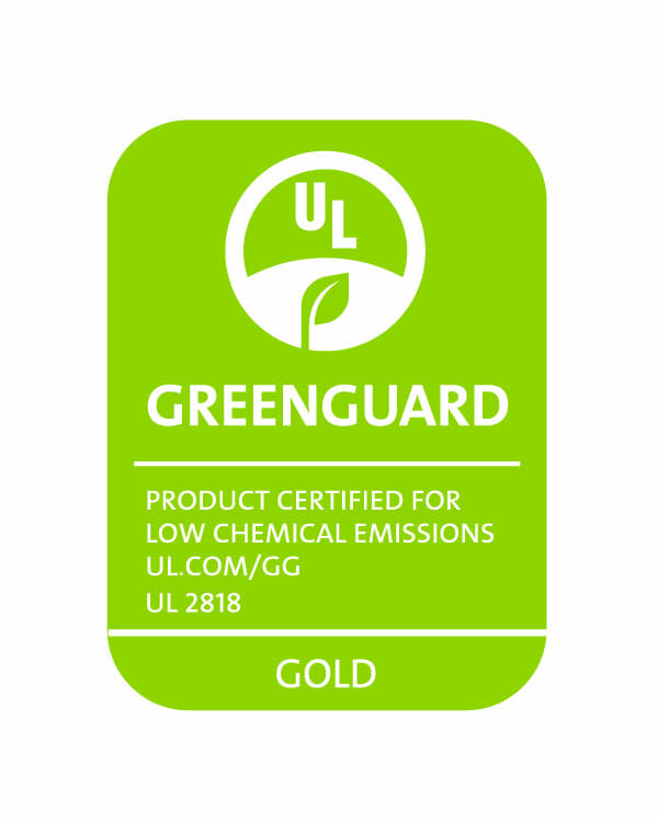 LockersMFG is GREENGUARD GOLD Certified
