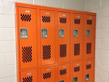 Lockers - 20