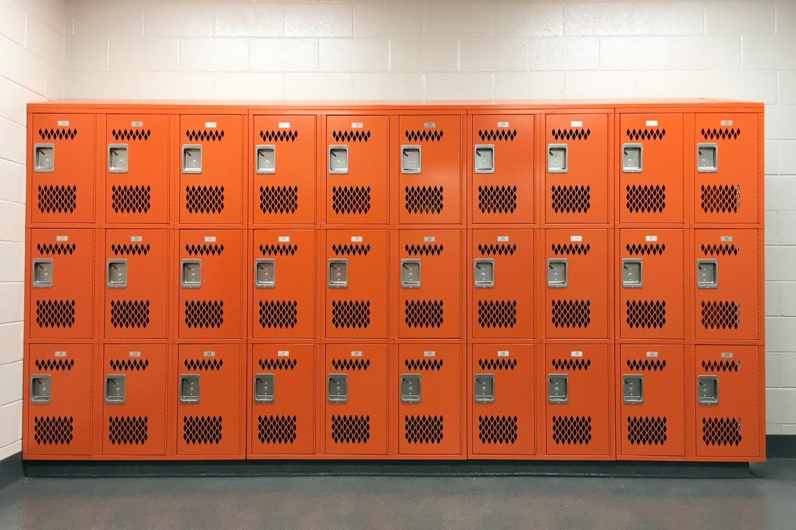 Lockers - 26