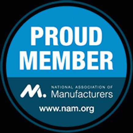 NAM Badge